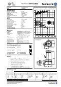Datasheets DWP42 serie - Landustrie - Page 2