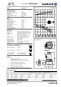 Datasheets DWP42 serie - Landustrie - Page 3
