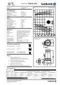 Datasheets DWP42 serie - Landustrie - Page 6