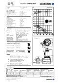 Datasheets DWP42 serie - Landustrie - Page 7