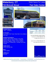 Waterbury, CT - Royal Properties, Inc.
