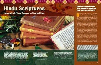 Hindu Scriptures - Hinduism Today Magazine
