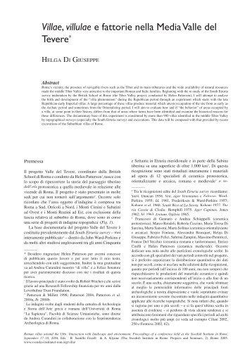 print quality - Svenska Institutet i Rom