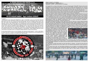 öffnen - Ultras Frankfurt