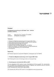 Protokoll - vlp-aspan