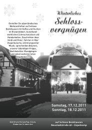 FlyerWM2011 - gv-benkhausen.homepage.t-online.de