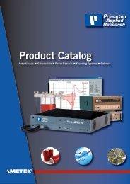 PAR Product Catalog A4.indd - Envinet a.s.