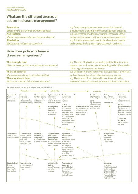 Lost in Translation: Assessing knowledge sources, exchange - Relu ...