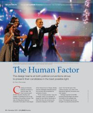 The Human Factor - Lighting & Sound America