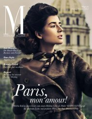 Madeleine Magazin - Herbst Winter 2012