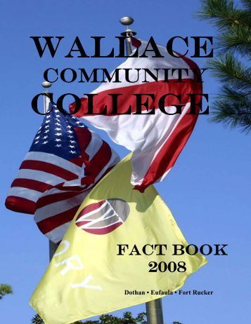 2008 Fact Book - Wallace Community College