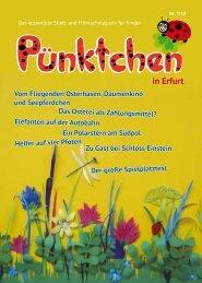Ausgabe Erfurt 01/13 - magazin-puenktchen.de