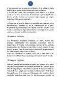 JOURNEE INTERNATIONALE DE LA FEMME Allocution du ... - Onuci - Page 4
