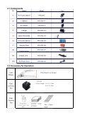 VFS-20C Core Alignment Fusion Splicer - Gfo Europe S.p.A. - Page 3