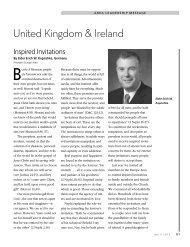 United Kingdom & Ireland - The Church of Jesus Christ of Latter-day ...