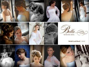 Bridal Look Book | 2009 - Bella Bethesda Salon