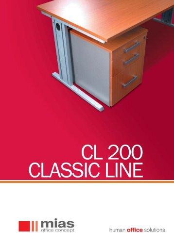 Kancelarske stoly CL Line, Katalog, 28-03-2012 - miasoc.cz