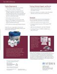 VHP® M100 Biodecontamination Systems: Closed Loop - Steris Life ... - Page 6