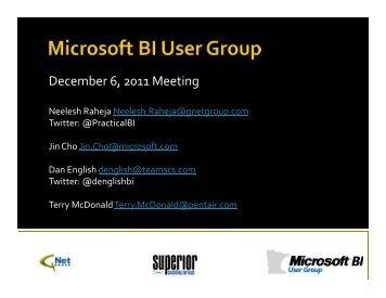 BI User Group Presentation Dec 6 2011.pdf