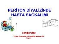 Periton Diyalizinde Hasta Sağkalımı