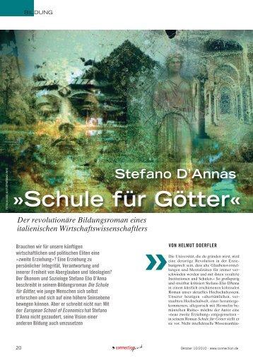 Schule für Götter« - The School for Gods