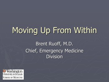 Brent Ruoff, MD