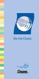 Die Erd-Charta - Earth Charter Initiative