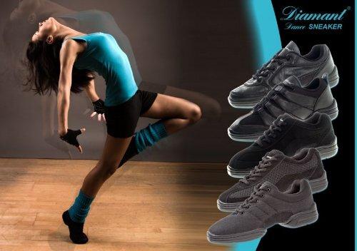 Diamant Dance Sneaker Katalog - DANCE ART direct