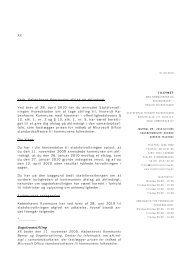 københavns kommune afslag på aktindsigt.pdf - Statsforvaltningen