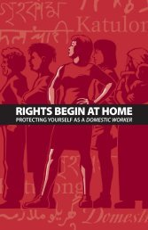 Rights Begin at Home