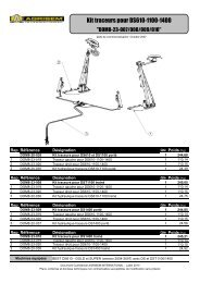 (Kit traceurs pour semoirs mécaniques.xls) - agrisem