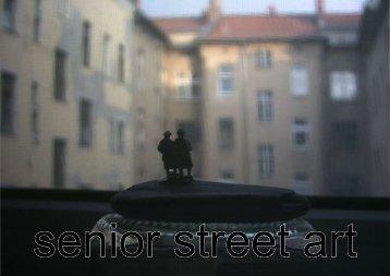 M.A. Thesis - senior street art