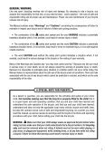 2012 Single and Multi Speed Owner's Manual - Diamondback Bicycles - Page 3