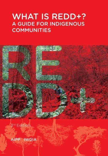 What is REDD 3rd Edition.indd - Forest Peoples Programme
