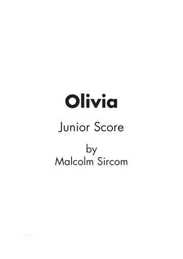 Score Olivia Junior.pdf - Musicline