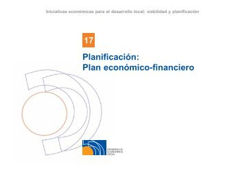 Plan económico-financiero - Portal de Desarrollo Humano Local