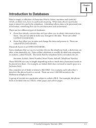 Access ch1.pdf - PEGSnet