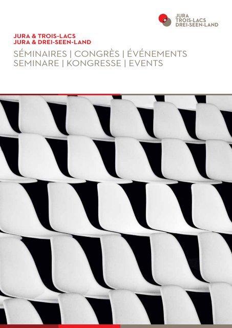 Broschüre 2013 - Jura & Drei-Seen-Land