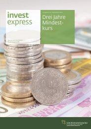 Invest Express [PDF, 1.6 MB] - Liechtensteinische Landesbank