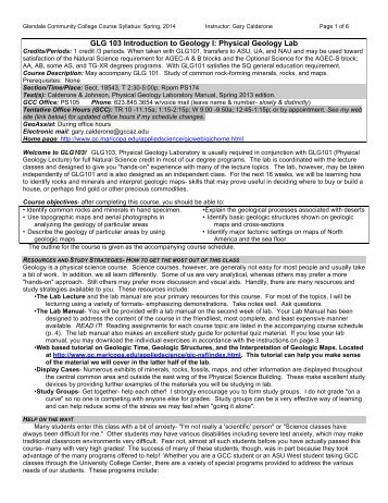 geology 101 week 5 groundwater lab worksheet Water table lesson plans and worksheets from thousands of teacher  hydrologic cycle, and water table this worksheet has 10 matching, 6  in this groundwater lesson students complete a lab activity that includes.