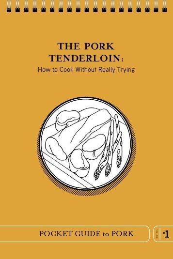 Tenderloin Brochure - eNR Services, Inc.