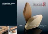 holz . handwerk . hightech - Johann Kunst GmbH & Co KG
