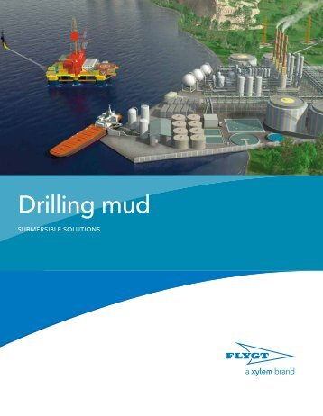 Flygt Mud mixing Brochure - Water Solutions