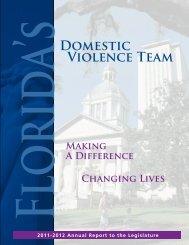 Domestic Violence Team - Florida Coalition Against Domestic ...
