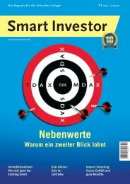 Auferstanden von den Toten? - IS & R GmbH: Investment Strategy ...