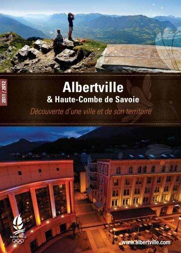 ports et détente - Ville d'Albertville