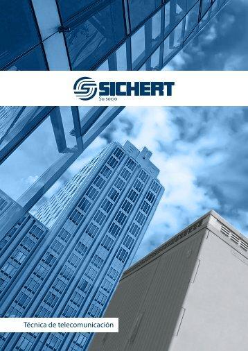 Soluciones de gabinetes para exteriores - SICHERT