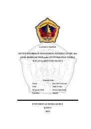 Download (387Kb) - Universitas Muria Kudus