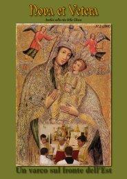 n°2 - Fraternità Sacerdotale di San Pio X