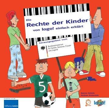 Die Rechte der Kinder - von logo! einfach erklärt - younicef.de